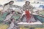 Aztek'lerin ayinleri