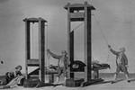 Giyotin-Ölüm makinesi
